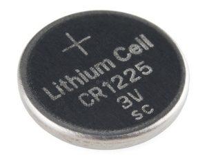 Maxell CR1225 3V Lithium Battery