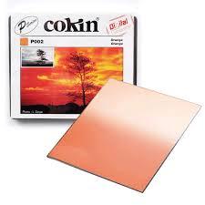 Cokin's orange filter