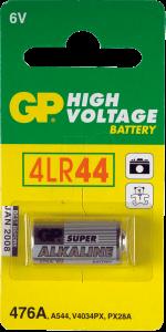 4LR44/PX28 Alkaline 6V Battery (EACH)
