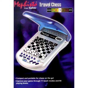 SAITEK MEPHISTO Travel Chess